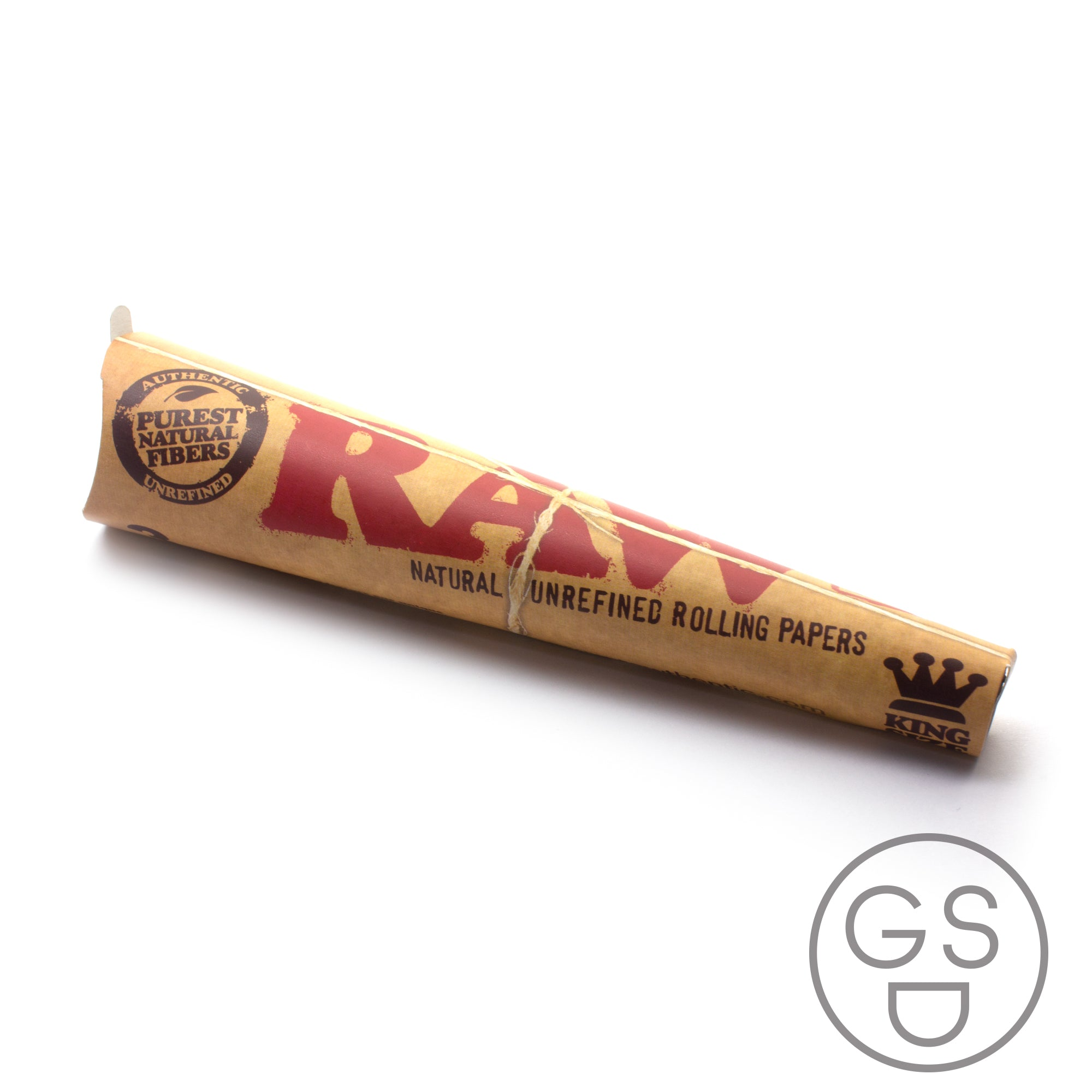 RAW Cone King Size Hemp Paper Tubes
