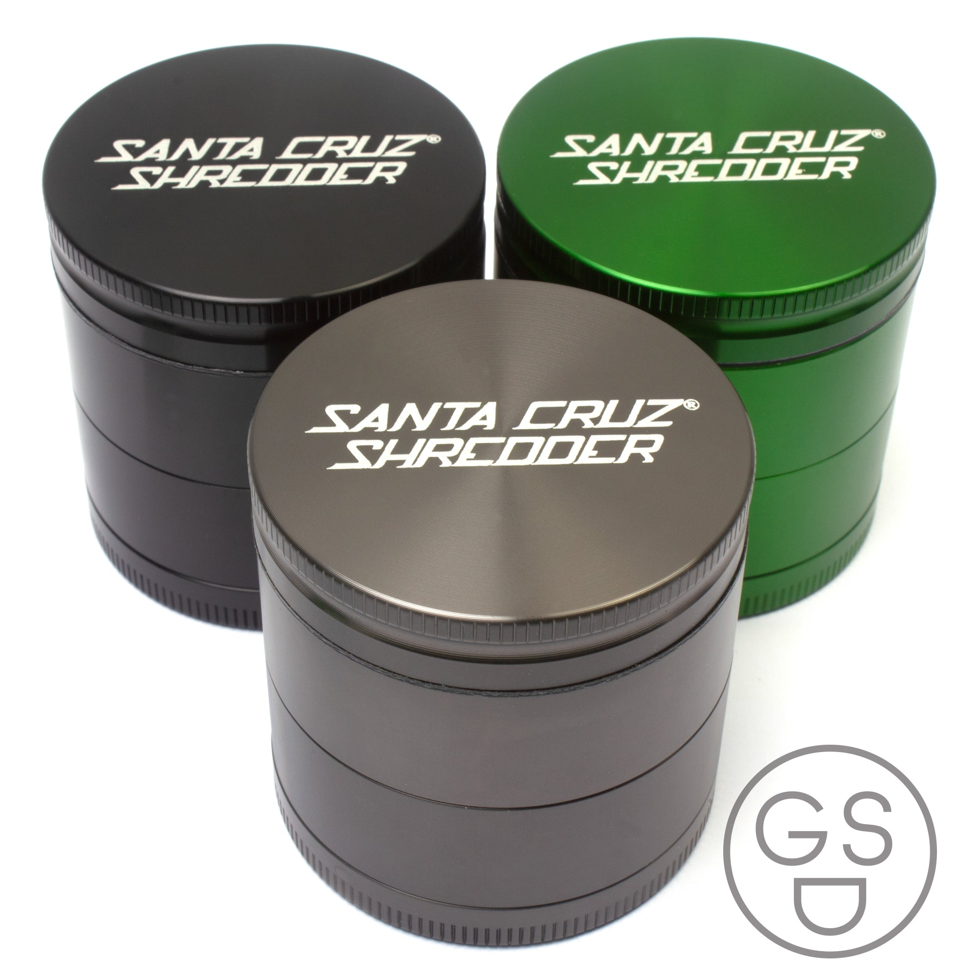Santa Cruz Shredder (4 Piece)  Medium