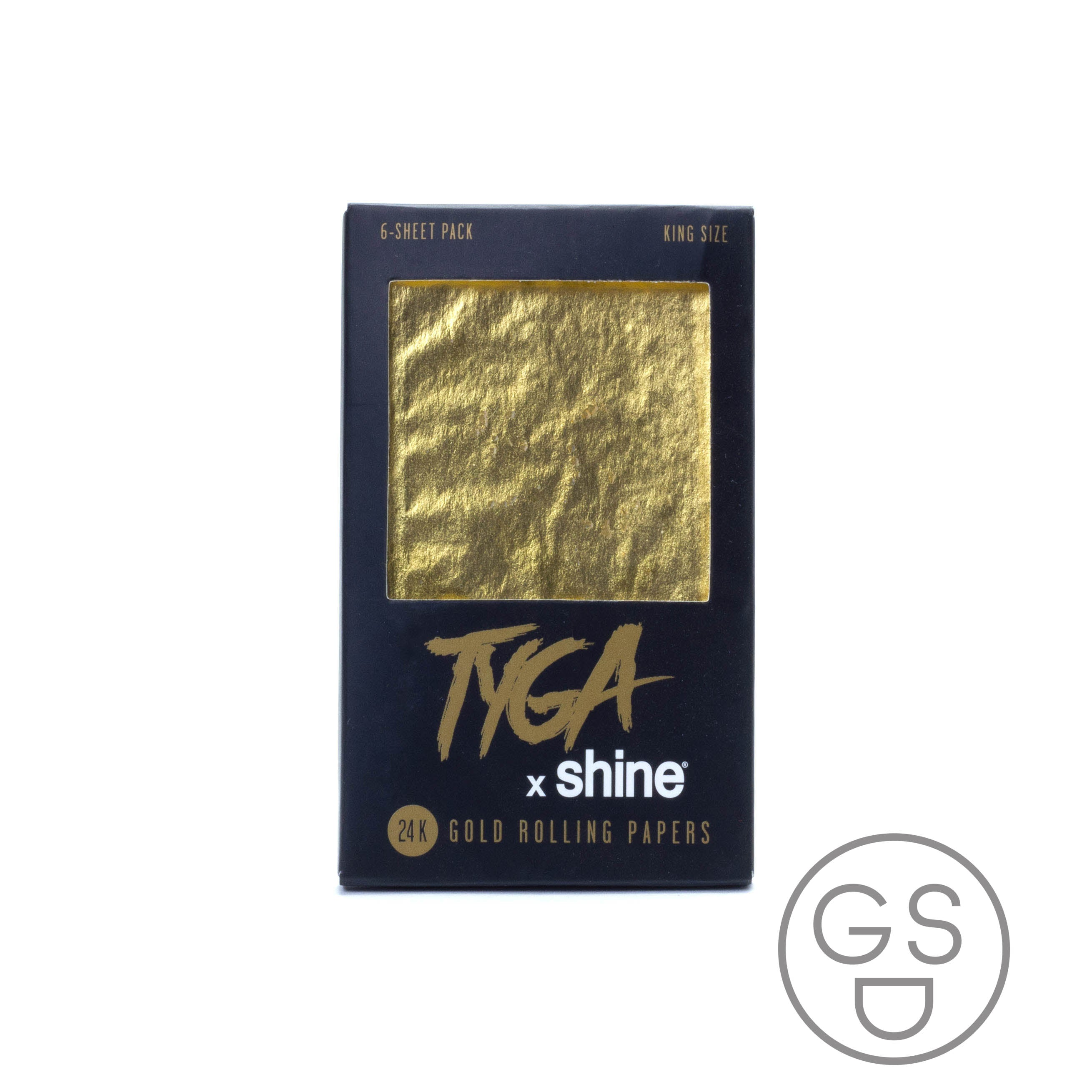 Shine Tyga 24k Gold Papers