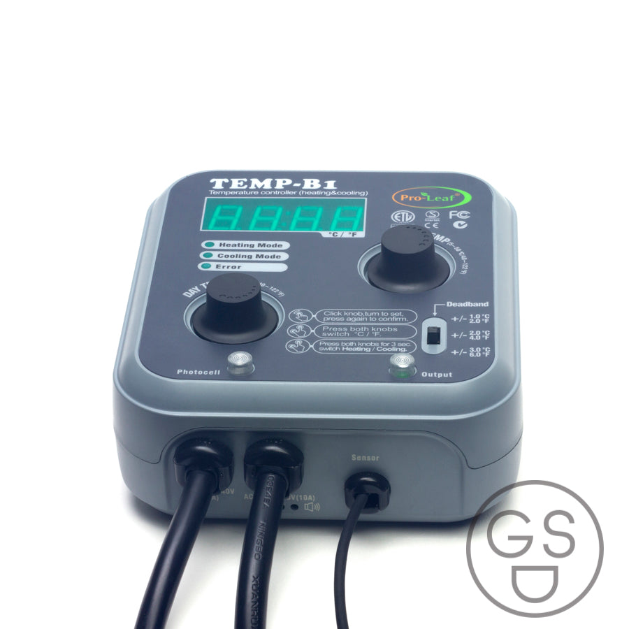 Pro-Leaf TEMP-B1 Temperature Controller