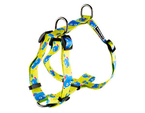 Cartoon Bubble Dog Harness