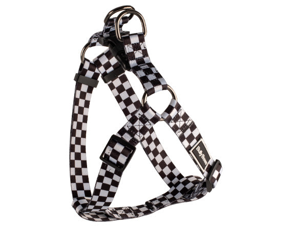 Checkered Flag Harness