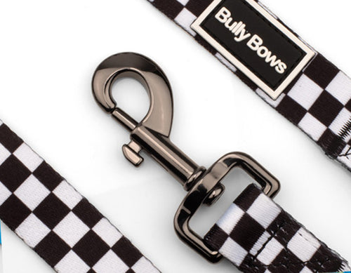 Checkered Flag Leash