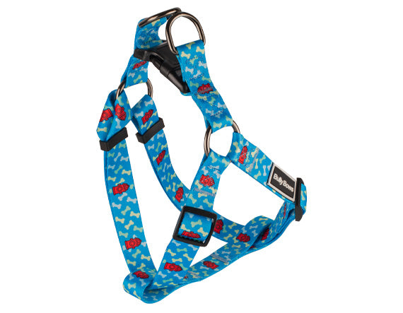 Fire Hydrant Dog Bone Harness