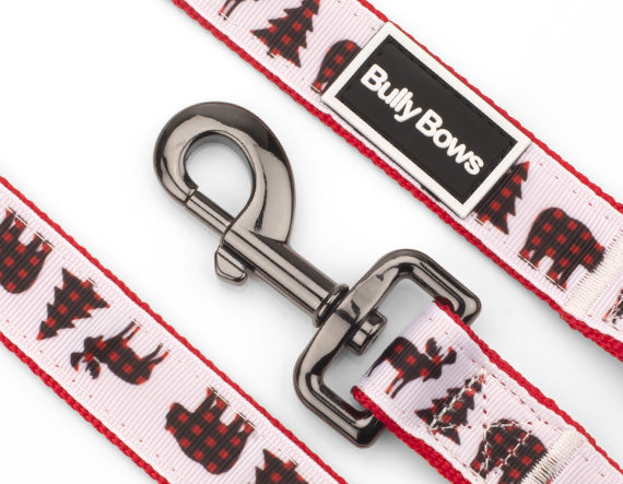 Winter Buffalo Plaid Animal Leash