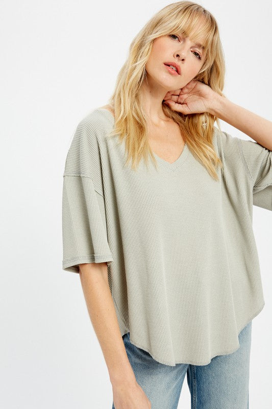Thermal G Mint Top