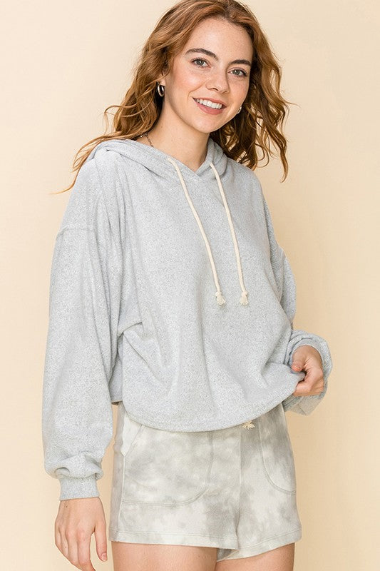 Moth Gray Sweatshirt