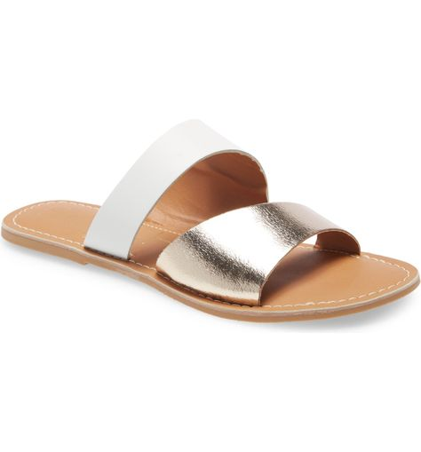 Coastal Sandal - Gold