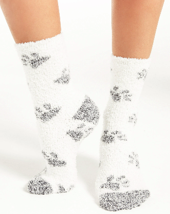 Paws Plush Socks