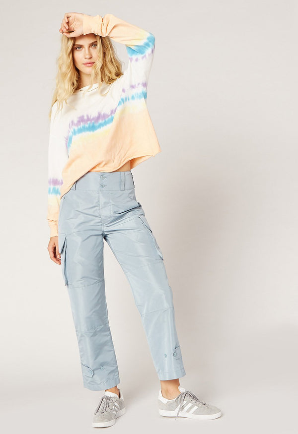 DAYDREAMER - Sherbert Tie Dye Long Sleeve