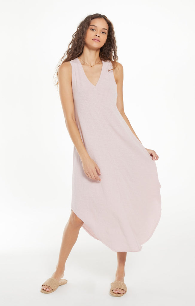 The Reverie Dress  - Soft Lilac