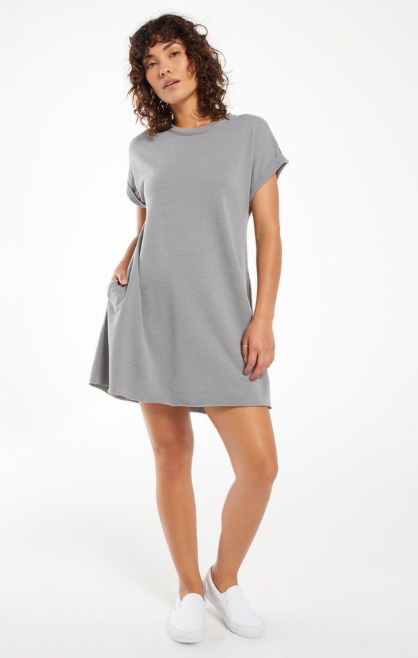 Agnes Terry Dress - Sedona Sage