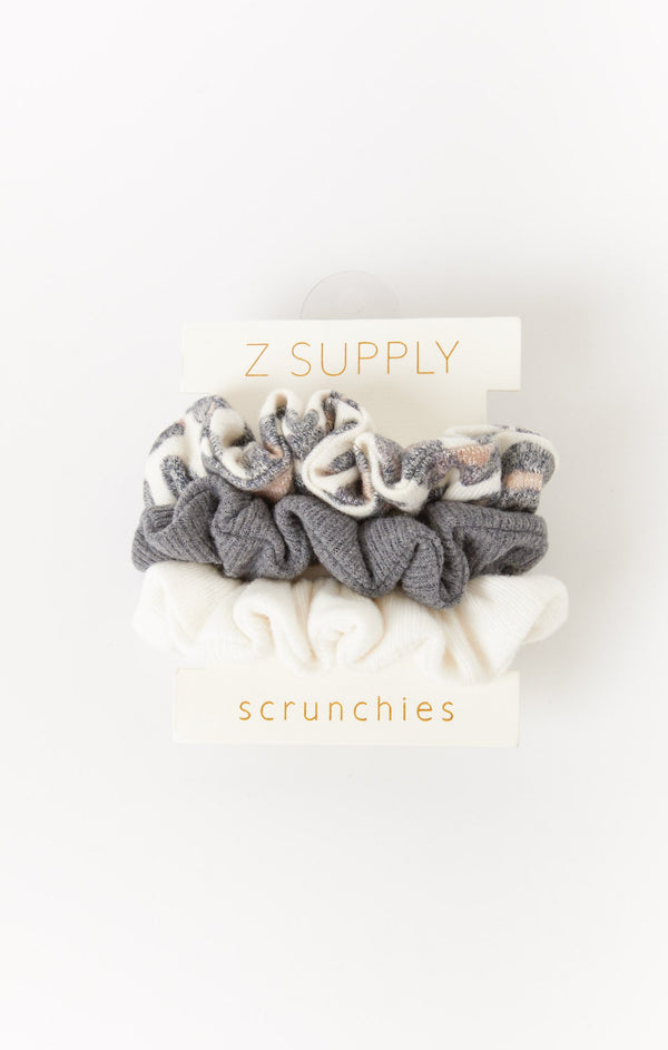 Scrunchies - Bone