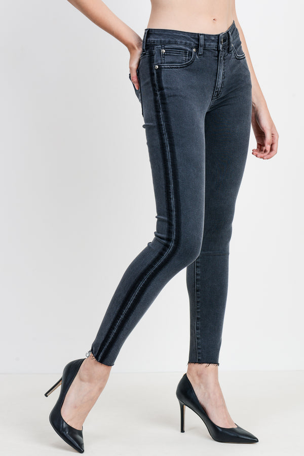 JBD Shadow Double Stripe Skinny