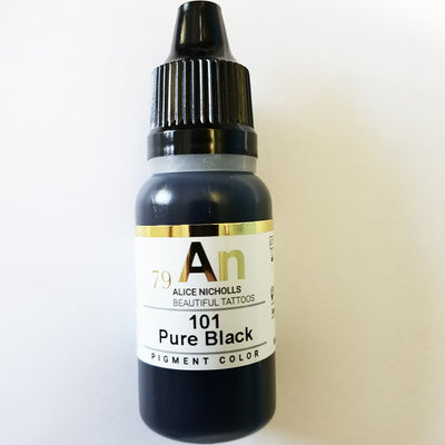 An79 PMU Pigment - 101 Pure Black