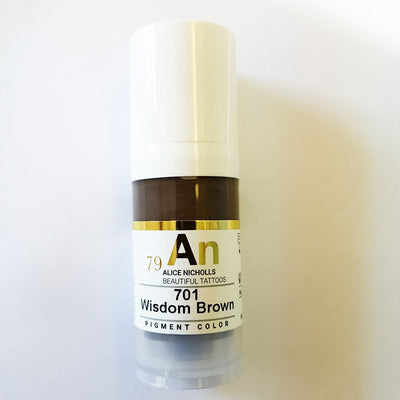 An79 PMU Pigment - 701 Wisdom Brown