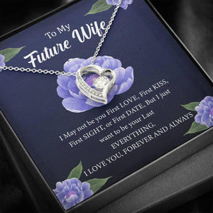 To my Future Wife Necklace, I love you - Vnamus