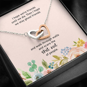 Funny Birthday Gifts for Best Friend | Gift for Close Friend | Gift for Best friend | Ghost Friends | Funny Gift for Her