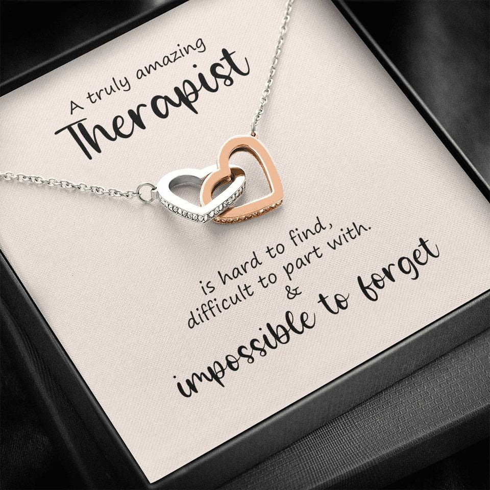 Therapist Gift | Gift for Therapist | Occupational Gift | A Truly Amazing Physical Gift Necklace