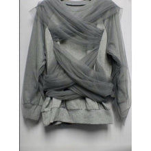 Load image into Gallery viewer, Abstract - Tulle Sweater