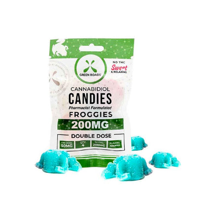 Green Roads CBD Froggies – 200MG