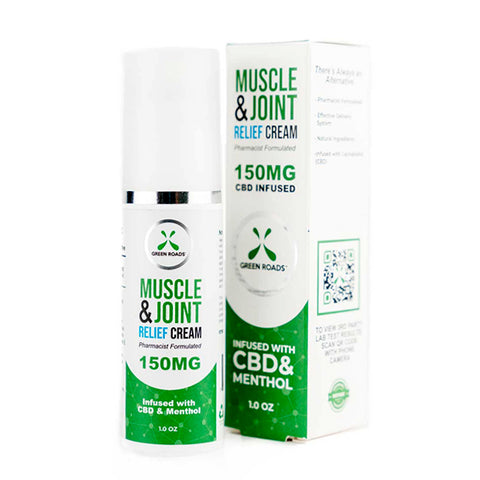 Green Roads CBD Pain Cream – 150 MG