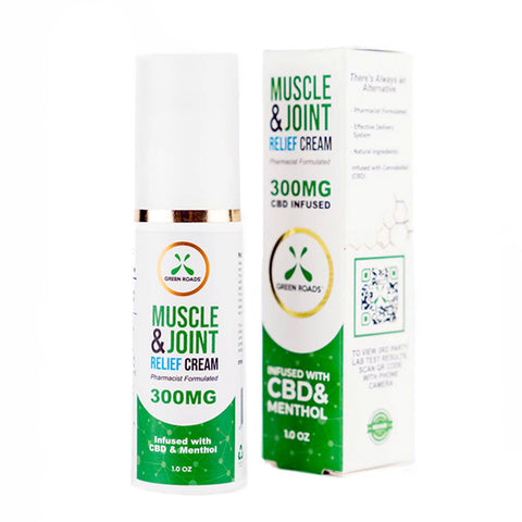 Green Roads CBD Pain Cream – 300 MG