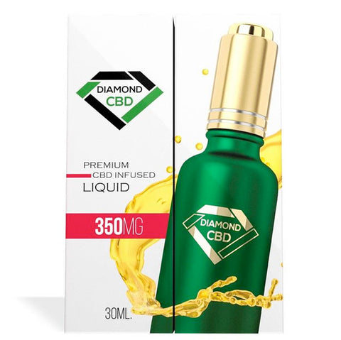 Unflavored Diamond CBD Oil 350MG