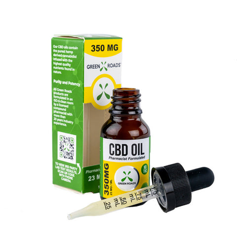 Green Roads CBD Oil – 350 MG