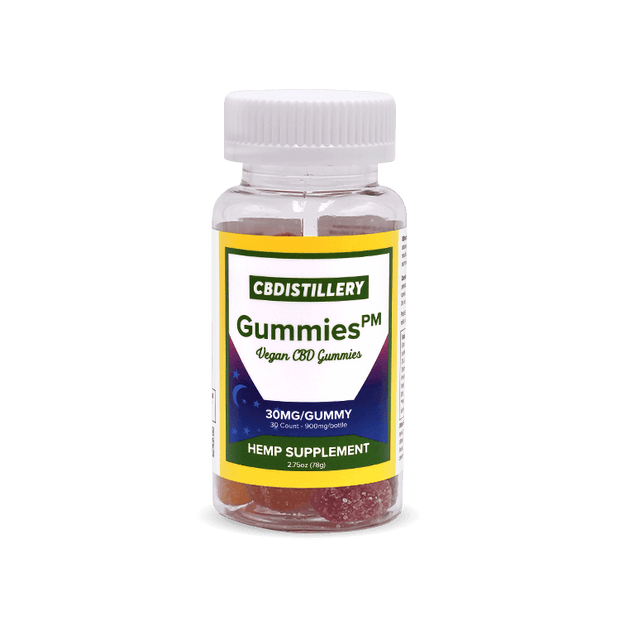 CBDistillery - Night Time CBD Gummies - 30mg