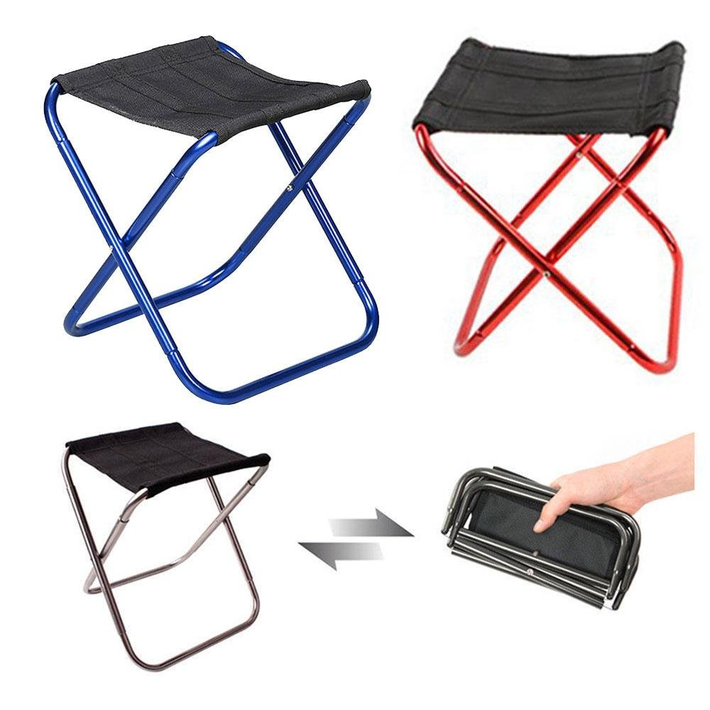 Admirable Leegoal Portable Folding Chair Compact Ultralight Folding Unemploymentrelief Wooden Chair Designs For Living Room Unemploymentrelieforg