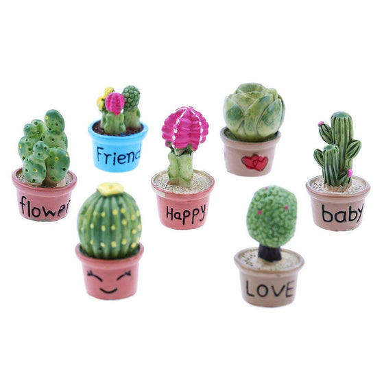 Watercolor Cactus Succulents Potted Plant Winter Earmuffs Ear Warmers Faux Fur Foldable Plush Outdoor Gift