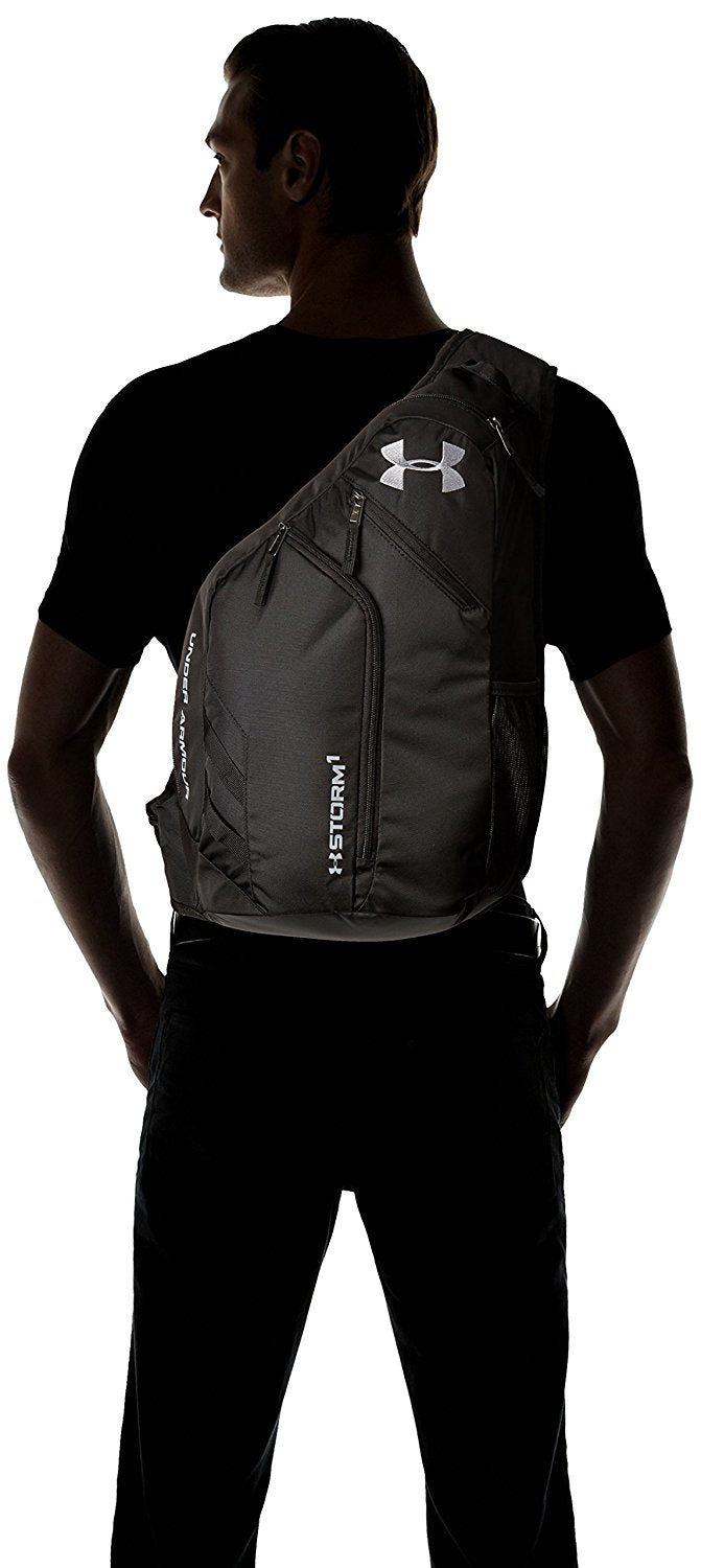 4ef08108967b Under Armour Compel Sling 2.0 Backpack - vazlo