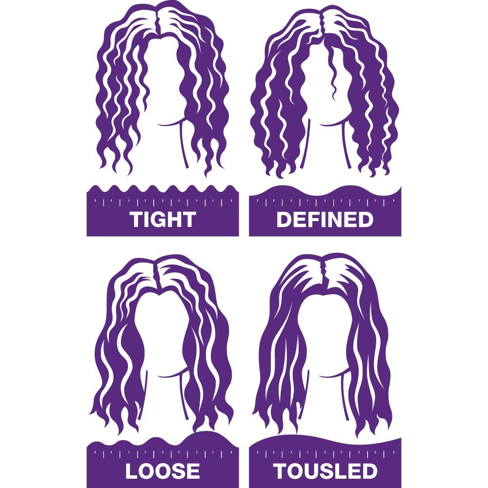 3447bc0ee11a Bed Head A-Wave-We-Go Adjustable Waver for Multiple Styles