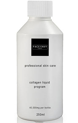 Buy Daily 2,000mg Collagen Shots 250ml - Face Envy London