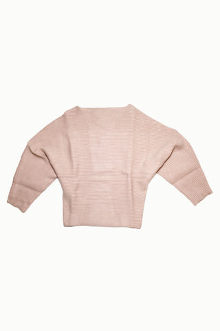 Madison Boatneck Sweater