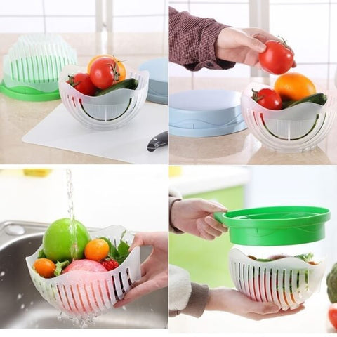 Ultimate Inexpensive Salad Maker
