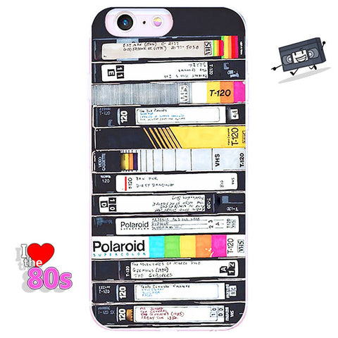 Image of I LOVE THE 1980s Mobile Phone Case