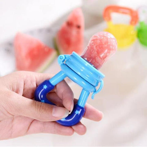 baby teething pacifier