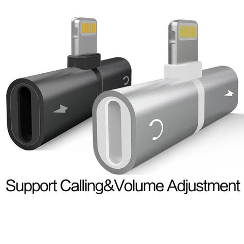 2 in 1 Charge and Listen Adapter