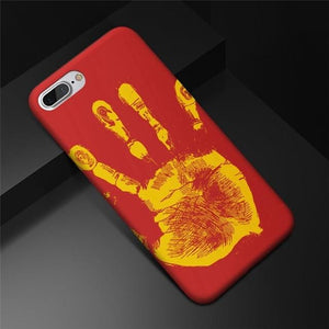 Magical Body Heat Phone Case