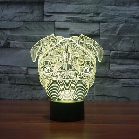 Image of pug lights