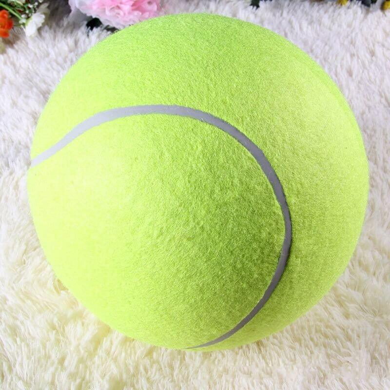 Giant Tennis Ball of Fun