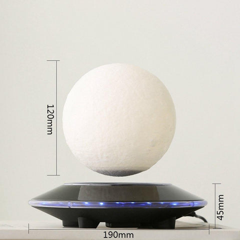 Image of Levitating Moon Lamp