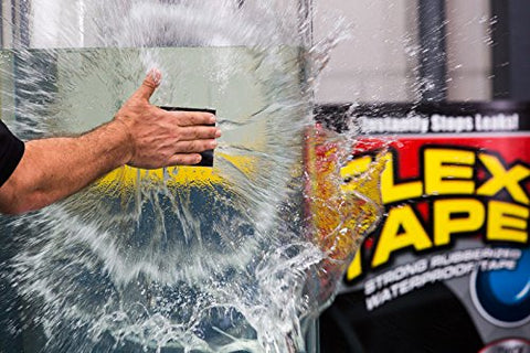 Super Strong Fiber Waterproof Flex Tape
