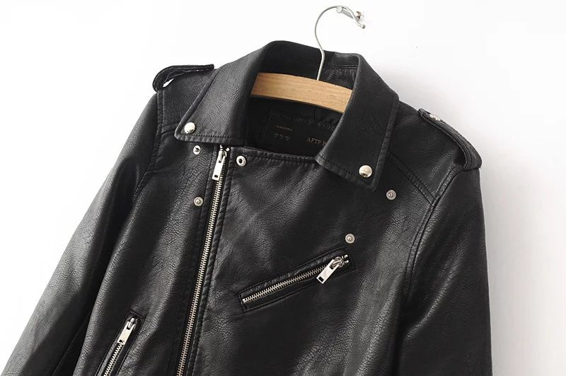 Rigor Faux Leather Jackets - Jyassy Collection
