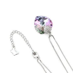 Jane Swarovski Necklace - Jyassy Collection