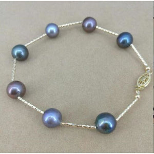 Ivy Tahitian Black Pearl - Jyassy Collection