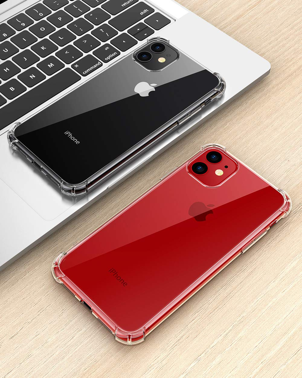 Coque iphone 11 translucide souple résistant - protection anti-choc