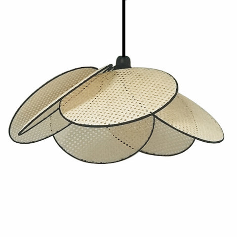 OPJET PARIS Suspension Light Cane Rattan 73cm
